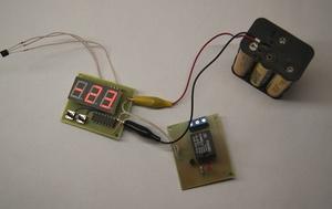 Как самим сделать терморегулятор